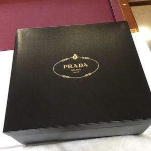 Authentic PRADA BOX